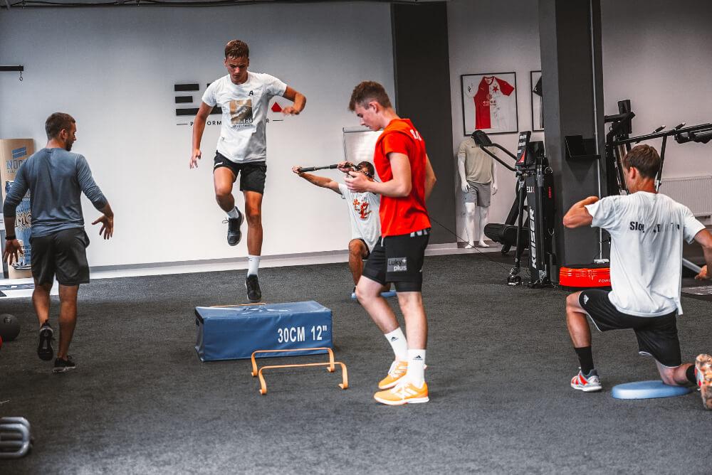 Skupinový tréning - Elix Performance Center